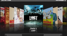 Screenshot vom iTunes Movie Store