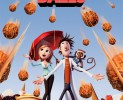 Filmposter zu Cloudy with a chance of Meatballs