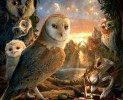 Filmposter zu Legend of the Guardians: The Owls of Ga'Hoole