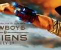 Filmposter zu Cowboys and Aliens