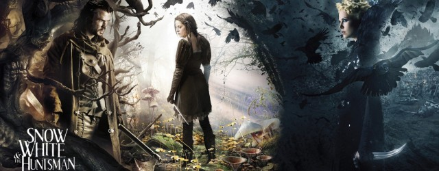 Filmposter zu Snow White and the Huntsman