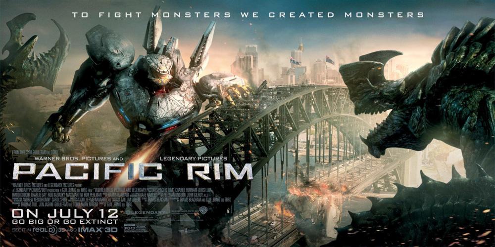 Filmposter zu Pacific Rim