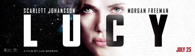 Filmposter zu Lucy